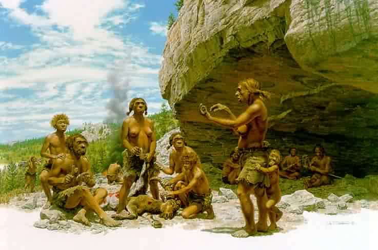 neandertal-family2