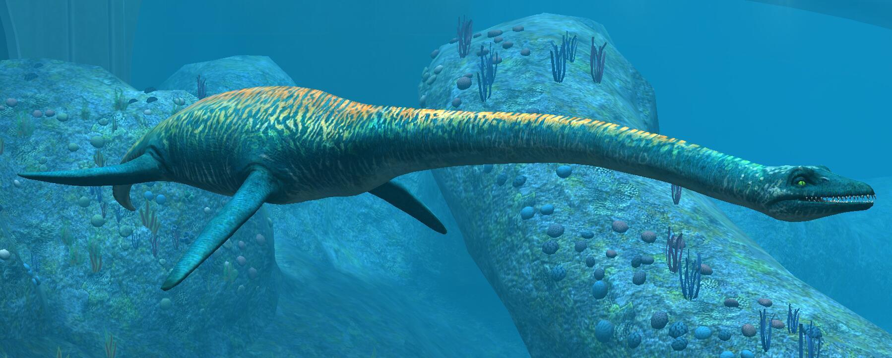 Картинки плезиозавра динозавра